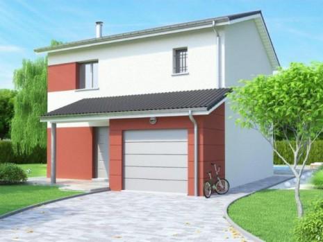 Maison A Etage 3 Chambres Construction Maison Contemporaine A Etage