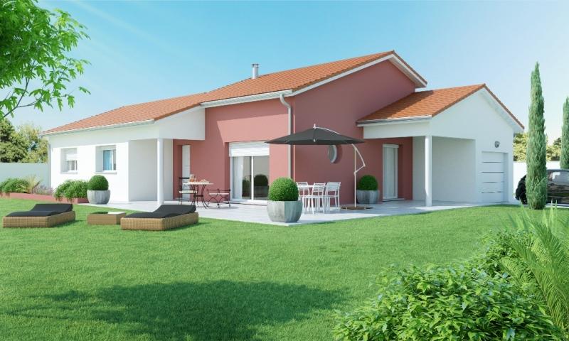 Maison etage 4 chambres construction maison for Construction maison 4 chambres
