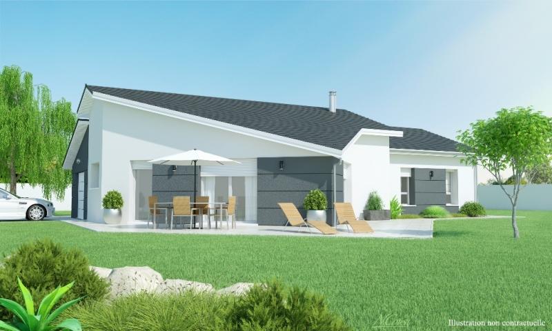 Maison plain pied 3 4 chambres construction maison for Maison plain pied traditionnelle